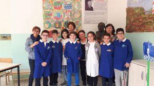 """Olimpiadi della Grammatica 2019: vince la Scuola """"G. Spataro"""" IC1 Vasto Grande entusiasmo dei 5 ragazzi della primaria che hanno conquistato il secondo posto"""