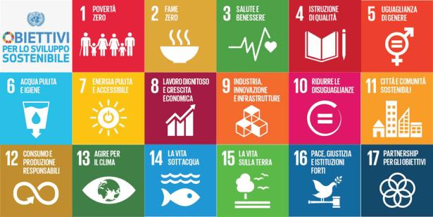 Il Comprensivo 1 Spataro-Paolucci 5° classificato al concorso AICCRE sugli Obiettivi Sostenibili dell'ONU