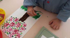 """Aria di primavera nella scuola dell'infanzia """"G.Spataro"""""""
