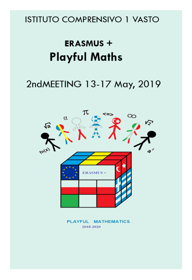 Brochure Erasmus+ PlayfulMaths
