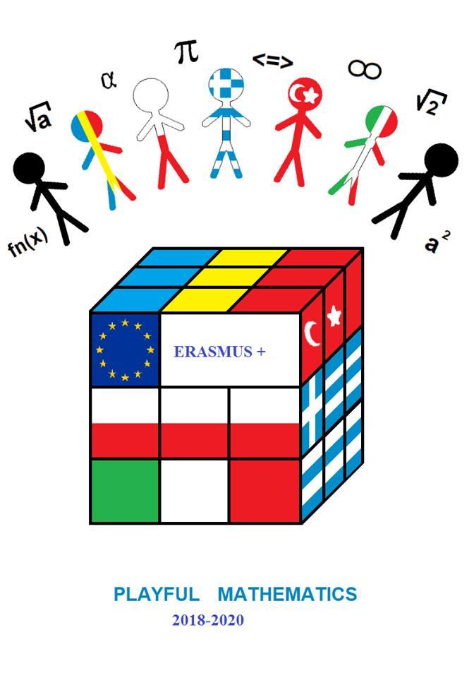 Seconda mobilità del progetto ERASMUS+ PLAYFUL MATHEMATICS