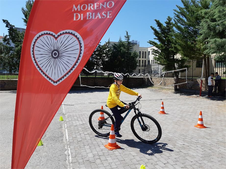 La Paolucci conclude il progetto scuole aperte allo sport