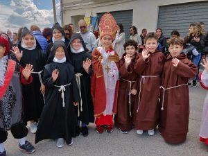 400 bambini alla Rievocazione storica a Palmoli .Sinergia tra scuole, comuni, associazioni, enti per promuovere il territorio