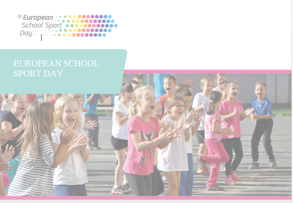 La Paolucci torna in campo con la European school sport day