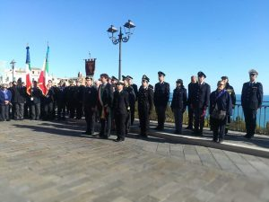 L'Istituto Comprensivo n 1 prende parte alla Giornata dell'Unità Nazionale e delle Forze Armate 2019
