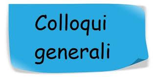 """Ricevimento famiglie Scuola Sec. di Primo Grado """"R. Paolucci"""" il 17 dicembre 2019 dalle 15.00 alle 19.00"""