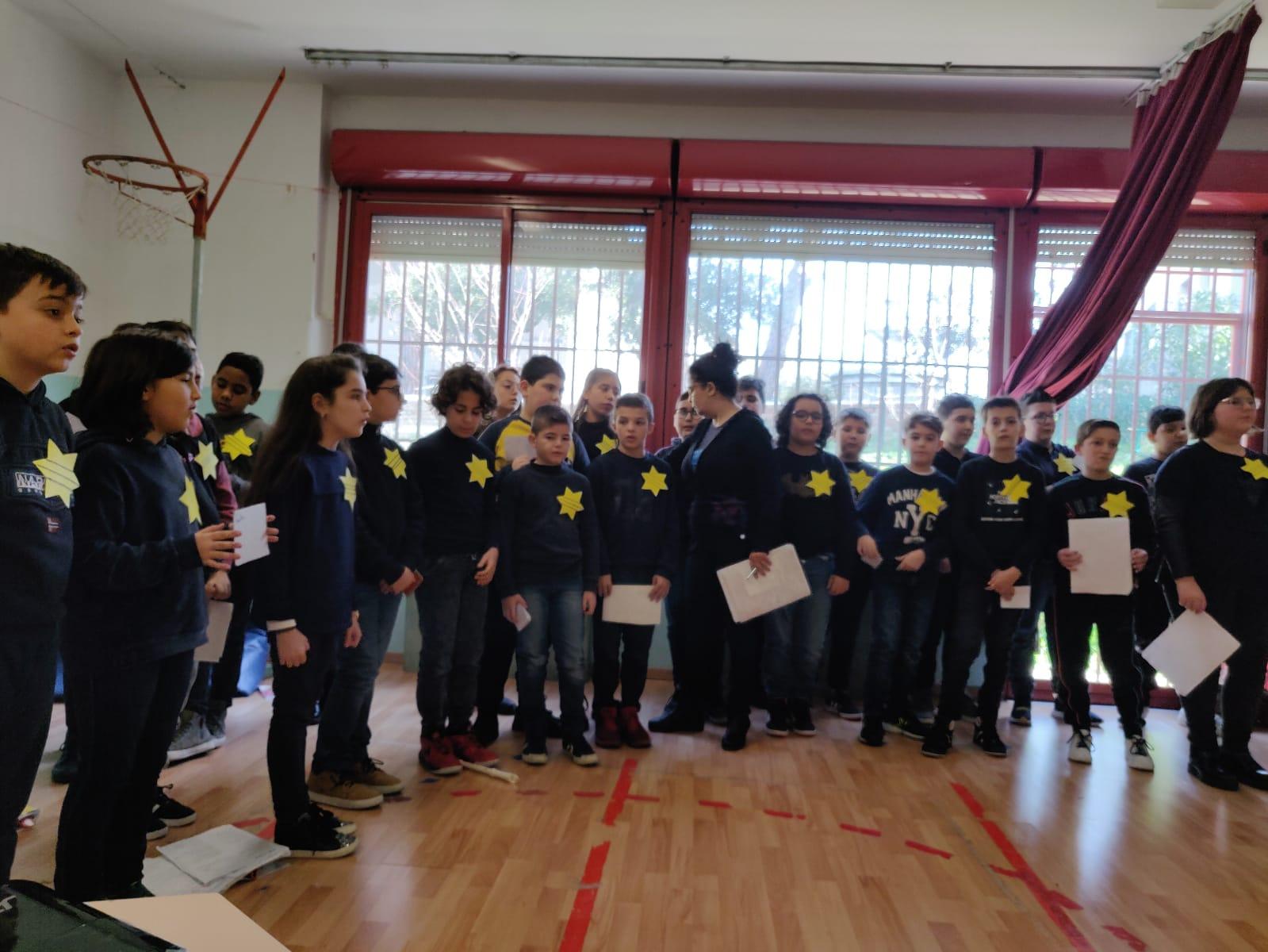 """La Scuola Spataro ricorda il """"Giorno della Memoria"""". Non possiamo dimenticare…"""