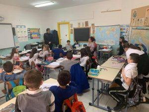 Si parla di Toponomastica alla Scuola Spataro con il prof. Antonino Orlando. Didattica del Territorio per approfondire le origini e significato di cognomi e luoghi