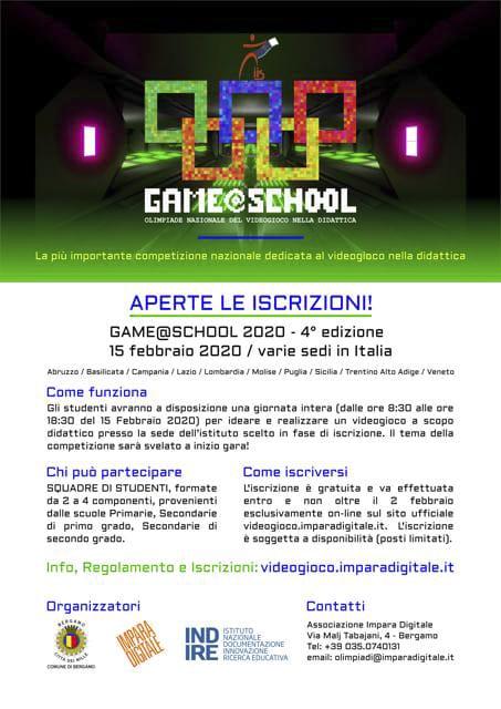 Game@School 2020