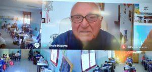 """La scuola Spataro ricorda il Giorno della Memoria con la testimonianza del prof. Nicola D'Adamo. """"I campi di internamento di Istonio Marina"""""""