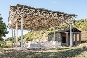 Alla scoperta dei Templi Italici di Schiavi D'Abruzzo per la quinta della Scuola Spataro IC1 Vasto.  Percorso di approfondimento della Didattica del Territorio con Grazia La Verghetta della Parsifal